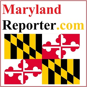 Maryland Reporter logo 300 x 300 flag red 6-2015