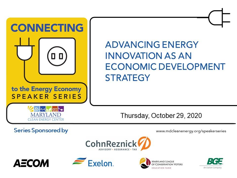 MCEC Speaker Series Session09 Title Slide 10.29.2020