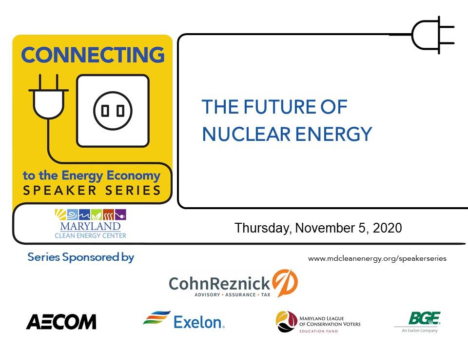 MCEC Speaker Series Session10 Title Slide 11.05.2020