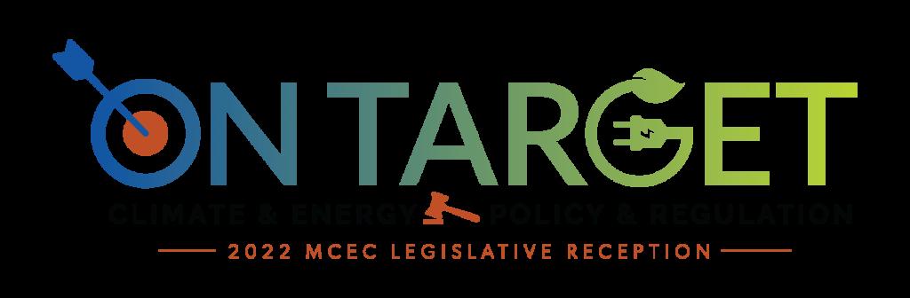 MCEC 2022 Legislative Reception Logo